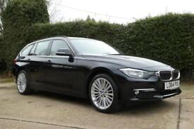 2014 BMW 3 SERIES 320D XDRIVE LUXURY TOURING AUTOMATIC ESTATE DIESEL