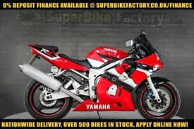 2002 51 YAMAHA R6 600CC 0% DEPOSIT FINANCE AVAILABLE