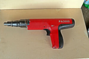 Powers PA 3500 Low Velocity Powder Actuated Power Hammer Tool