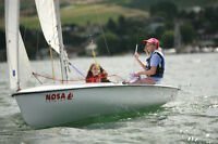 Learn to Sail for Youth and Adults in Vernon
