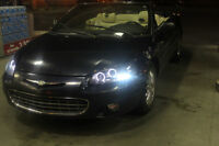 2001 Chrysler Sebring Limited Special Edition Coupe (2 door)