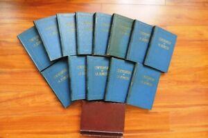 Encyclopédie Grolier ancienne - édition 1942