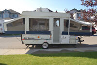 Jayco 1006 tent trailer with air conditioner