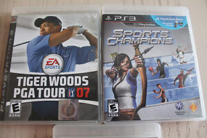 set of 2 sports games for ps3