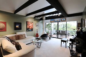 Beautiful Furnished 4 Bedroom VIEW home in Vancouver!