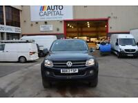 2.0 DC TDI HIGHLINE 4MOTION 4D AUTO 180 BHP AIR CON 4X4 DIESEL PICK UP 2013