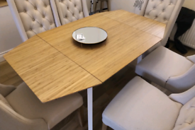 IKEA drop leaf table