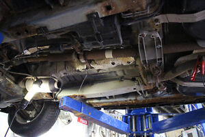 Is you muffler affected by rust? we can check for you FOR FREE