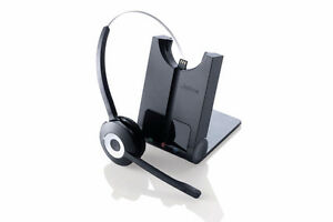 Jabra PRO 920 Wireless Mono Convertible Headset (920-65-508-105)