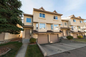 You gotta see this 3 bedroom Clareview Townhouse to love it
