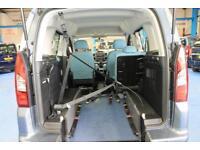 Citroen Berlingo Wheelchair car mobility accessible disabled vehicle access car