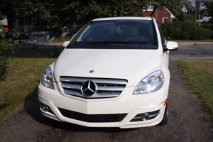 2010 Mercedes-Benz B200 Turbo Toit panoramique