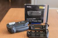 Nikon D7100 batterie grip