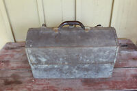 Old Kennedy Kits Style No. 1017 Metal Tool Box