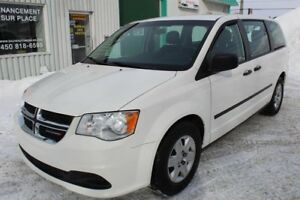 Dodge Grand Caravan 4dr Wgn 2013