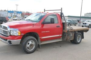 2004 Dodge Power Ram 3500 dually Pickup Truck