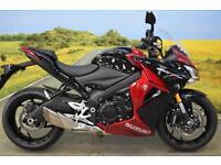 Suzuki GSXS 1000 2016**145 MILES, TRACTION CONTROL, ABS, RIDER POWER MODES**