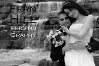 Fern Hill WEDDING Photography from $350 to $1150