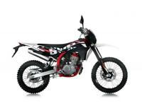SWM MOTORCYCLES RS125R 125CC EURO 4 BRAND NEW 2018