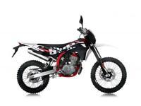 SWM MOTORCYCLES RS125R 125CC EURO 4 BRAND NEW 2018