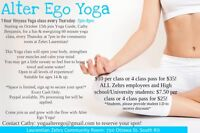 Yoga at Laurentian Zehrs!