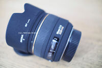 ** Sigma 30 f1.4 DC HMC Nikon Mount MINT, ** NEW CONDITION **