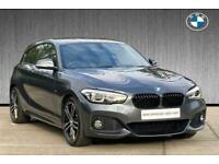 2019 BMW 1 Series 120i M Sport Shadow Edition 3-door Auto Hatchback Petrol Autom