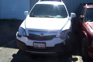 Parting out 2008 Saturn Vue