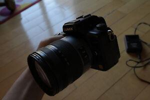Panasonic GH2 with 14-140 Lumix Kit Lens