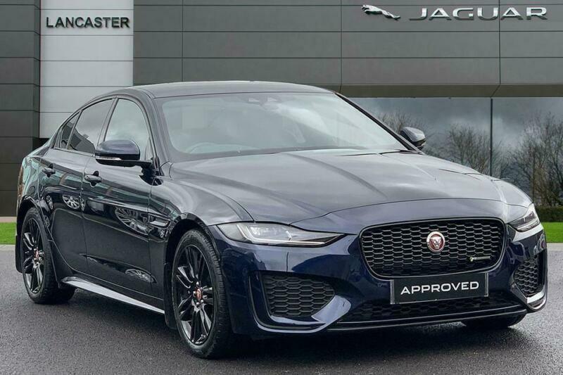 2019 Jaguar XE R-DYNAMIC SE Diesel blue Automatic | in ...