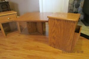 Coffee table and end tables Williams Lake Cariboo Area image 2