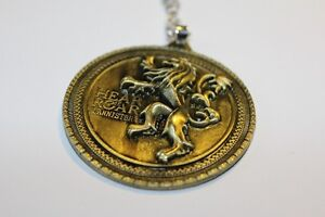 Game Of Thrones Necklace (House Lannister Lion)