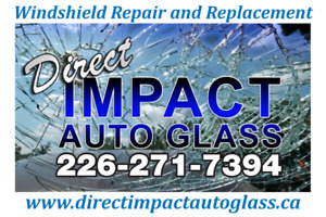 Windshield Repair and Replacements