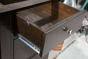 """72""""  Solid Maple Vanity - with dovetail drawer boxes London Ontario image 2"""