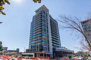 BEAUTIFUL 2 BDRM 2 BATH CONDO IN DOWNTOWN KITCHENER FOR SALE