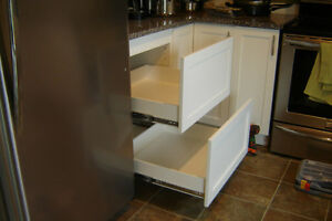 MAKE YOUR CUPBOARDS MORE USER FRIENDLY--WITH ROLLING SHELVES Kawartha Lakes Peterborough Area image 5