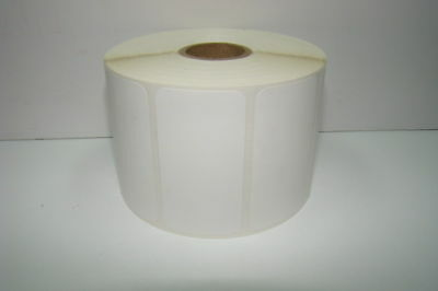 1 Roll Of 950 3x1.5 Direct Thermal Zebra 2844 Labels