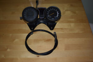 Tachometer from 1979 Yamaha XS 750 / XS 850,  Speedometer Cable