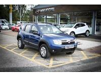 2013 63 DACIA DUSTER 1.5 dCi 110 Ambiance 5dr in Caspia