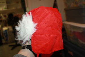 Gagou Tagou Trapper hat with scarf size 3T Moose Jaw Regina Area image 2