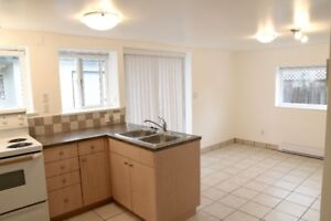 AUG 1 -  * NEWLY RENOVATED *  House Lower Level 2Br/1Ba Suite
