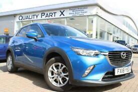 image for 2018 Mazda CX-3 2.0 SKYACTIV-G SE-L Nav Auto (s/s) 5dr SUV Petrol Automatic