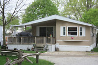ON SITE TRAILERS FOR SALE AT RUS-TON FAMILY CAMPGROUND