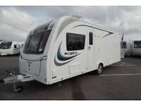 2018 NEW Compass Capiro 554 TRANSVERSE ISLAND BED WITH ALDE HEATING