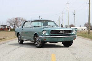 1966 Ford Mustang Coupe - Price Reduced Again, Must Sell!