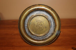 Old Veritas Combination Finger/Wall Mount Brass Oil Lamp London Ontario image 5