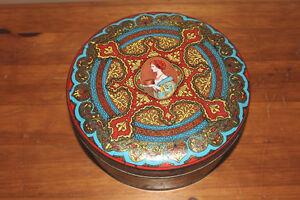 Vintage Wonder Fruit Cake Tin