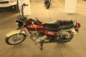 1979 Honda CM185T Twinstar in great conditions!