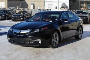 2012 Acura TL ACURA TL SH-AWD TECH V6 NAV SUNROOF LEATHER LOADED