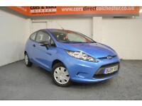 2009 Ford Fiesta 1.25 60ps Studio £89 A Month £0 Deposit